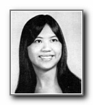 Vicki Fong: class of 1968, Norte Del Rio High School, Sacramento, CA.