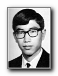 Dick Masuda: class of 1969, Norte Del Rio High School, Sacramento, CA.
