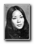 Mari Ono: class of 1974, Norte Del Rio High School, Sacramento, CA.