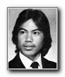 James English: class of 1978, Norte Del Rio High School, Sacramento, CA.