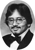 Louie Viramontes: class of 1982, Norte Del Rio High School, Sacramento, CA.